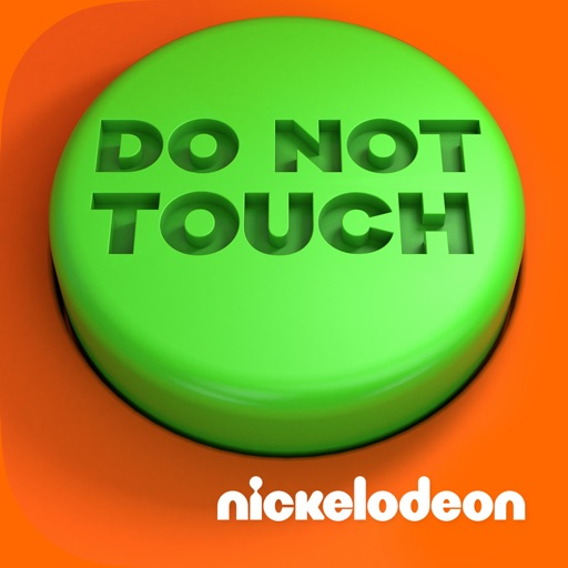 Do Not Touch (by Nickelodeon) application logo