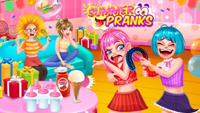 Summer Pranks - BFF Prank War screenshot four