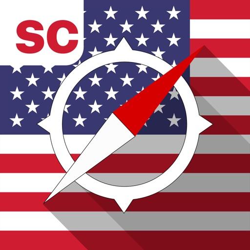 South Carolina, USA Navigation