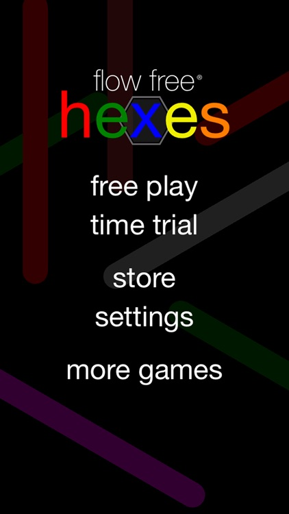 Flow Free: Hexes screenshot-1