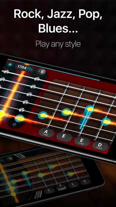 Guitar - real games & lessons Screenshot 3