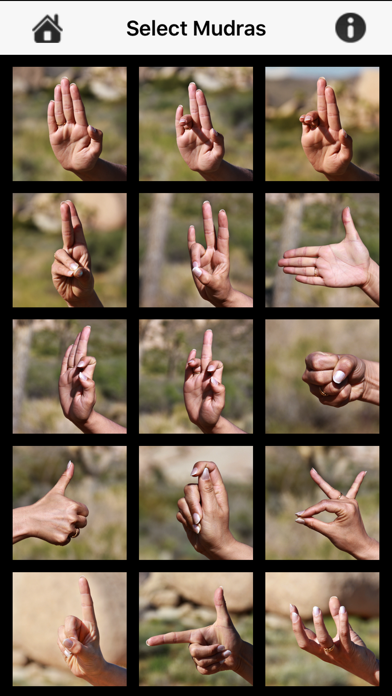 Dancing Mudrasのおすすめ画像2