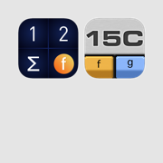 The Technical Executive Bundle - RPN Financial & 15C Scientific Calculator
