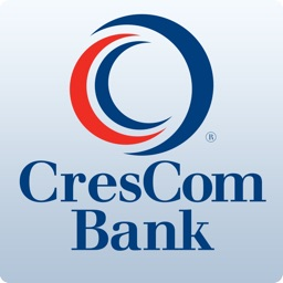 CresCom Bank Mobile for iPad
