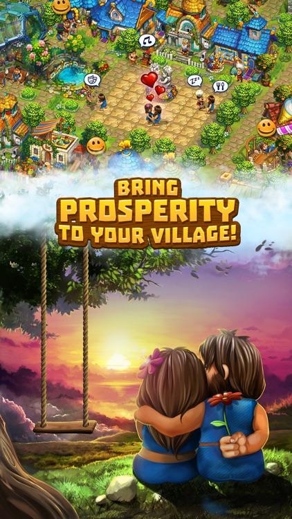The Tribez: Build a Village screenshot-3