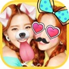 Face Sticker Camera Live - iPhoneアプリ