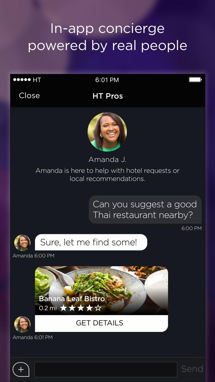 HotelTonight Screenshot