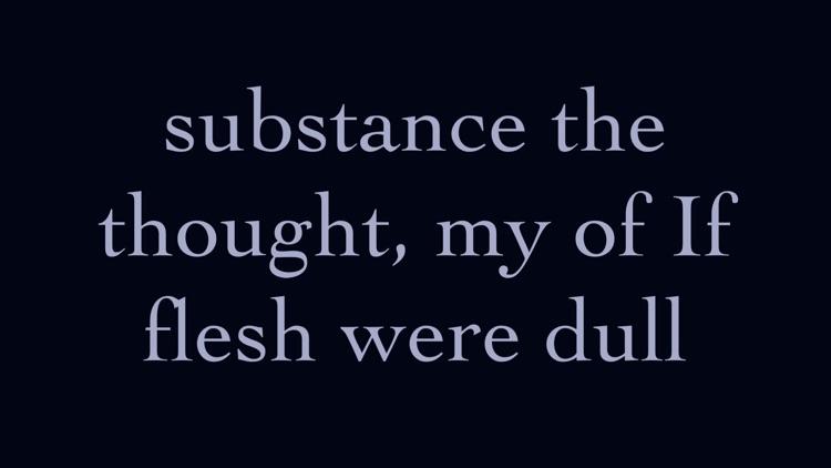 Shakespeare's Sonnets: screenshot-4