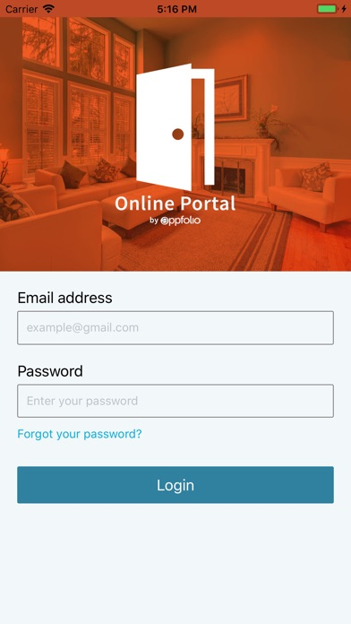 Online Portal by AppFolio for Windows