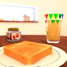 密室逃脱 - Breakfast