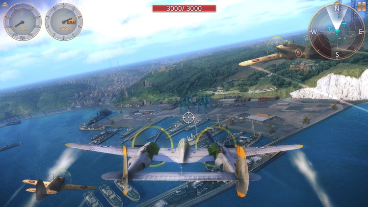 Sky Gamblers - Storm Raiders 2 screenshot-9