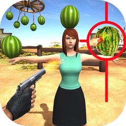 US Army Fruit Shoot Training