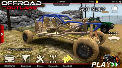 Offroad Outlaws App Reviews - User Reviews of Offroad Outlaws