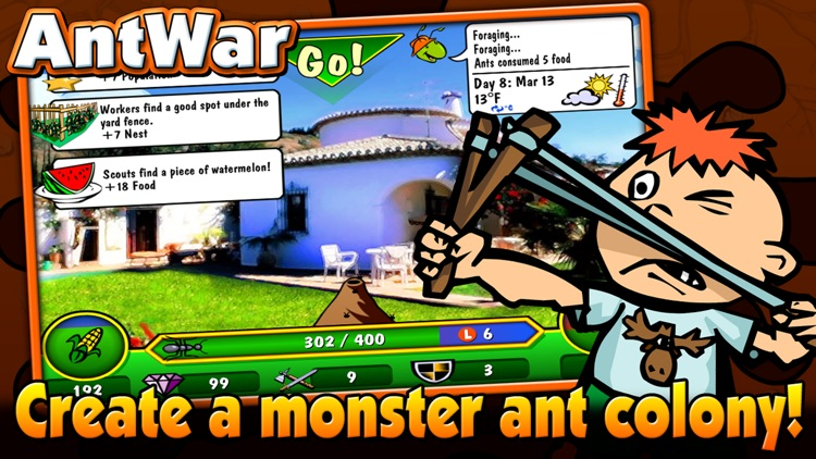 Ant War (Official)