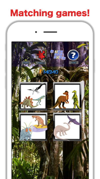 Dino Zoo: Game For Kids 6 Year screenshot three