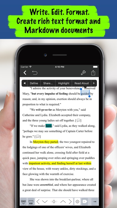 Notes Writer Pro - Sync &Share screenshot 2