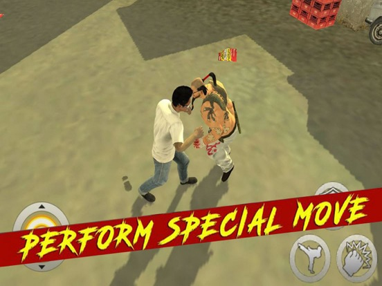 Chine Town Fight Streets screenshot 5