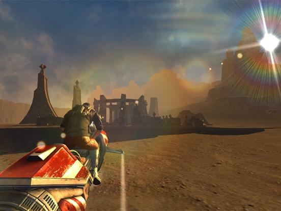 Screenshot #1 for Exiles