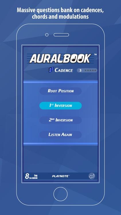 AURALBOOK for ABRSM Grade 8 HD screenshot-4