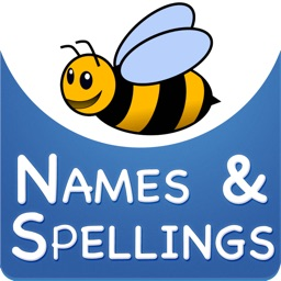 Names & Spellings with Phonics