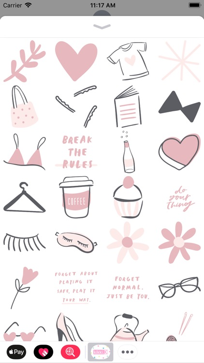 kikki.K Stickers screenshot-1