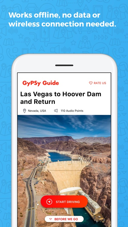 Las Vegas Hoover Dam GyPSy screenshot-2