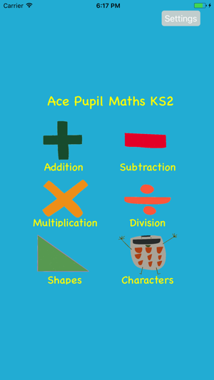 Ace Pupil Maths Games KS2 on the App Store