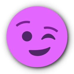 FUCHSIA Emoji • Stickers