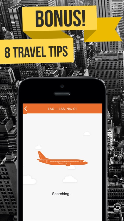 Cheap Flights – 777 Airlines screenshot-4