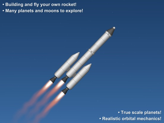 Spaceflight Simulator на iPad