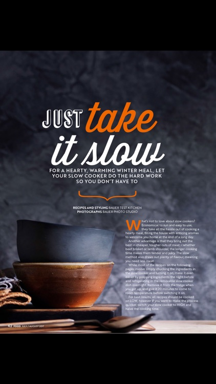 Food Magazine NZ