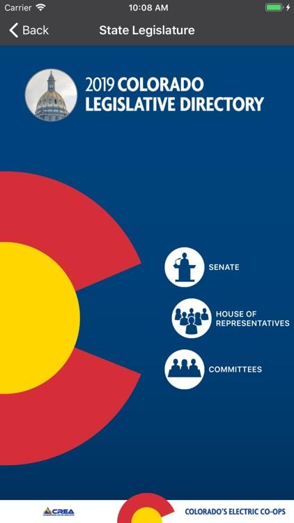 CREA CO Legislative Directory