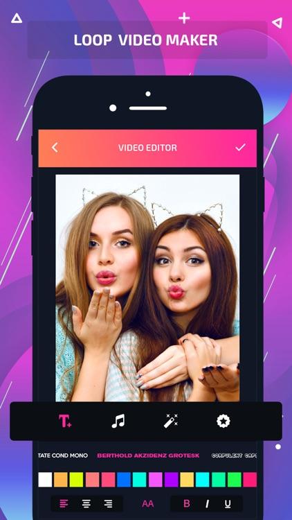 Loop Vid Pro - Loop Video GIFs screenshot-3