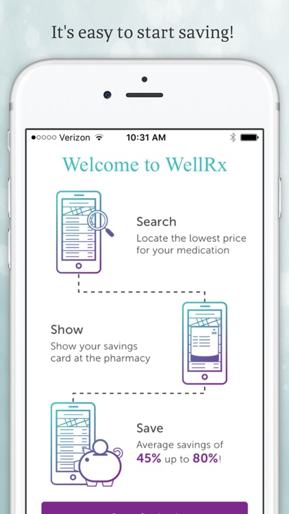 ScriptSave WellRx Rx Discounts screenshot-0