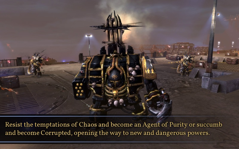 Dawn of War II: Chaos Rising screenshot 4