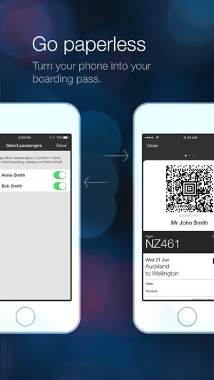 Air Nz Mobile App On The App Store