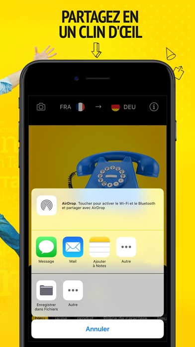download Photographiez et traduisez apps 3