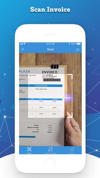 Quick Scan: QR Code Scanner screenshot-3