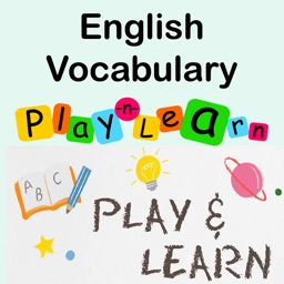 English Words PLAY & LEARN