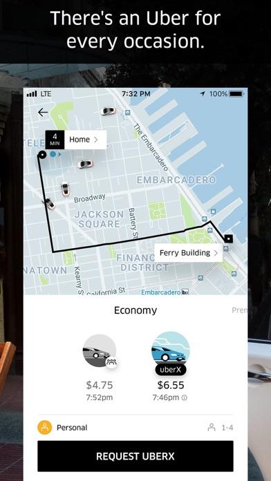 Uber for Windows
