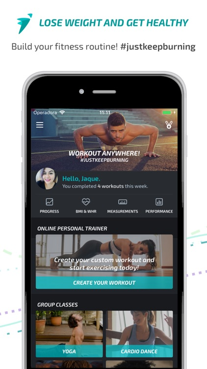 BTFIT - Personal Trainer screenshot-0
