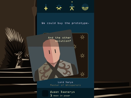 Reigns: Game of Thrones screenshot #7