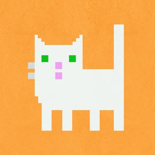 Пиксель Кошка Приключение LITE