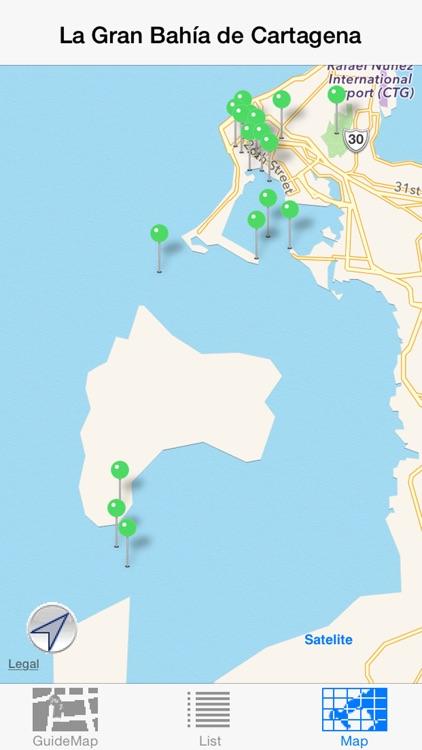 La Gran Bahía de Cartagena screenshot-3