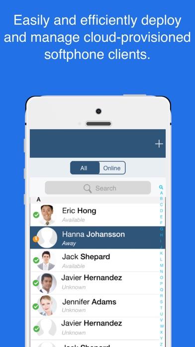 Vonex Phone screenshot 1