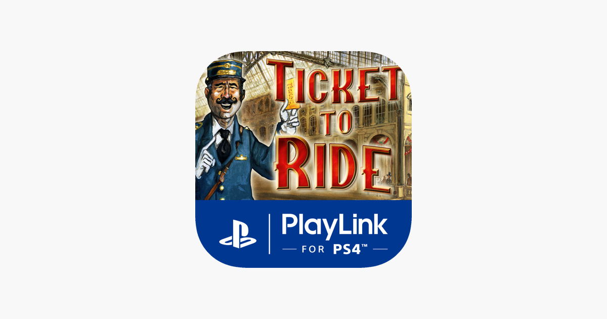 Ticket to Ride for PlayLink on the App Store