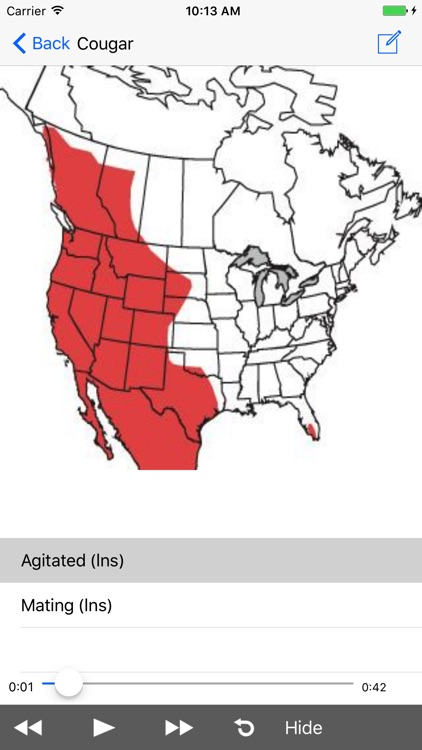 Mammals of North America LITE
