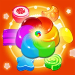 Candy Jewels Match Puzzle