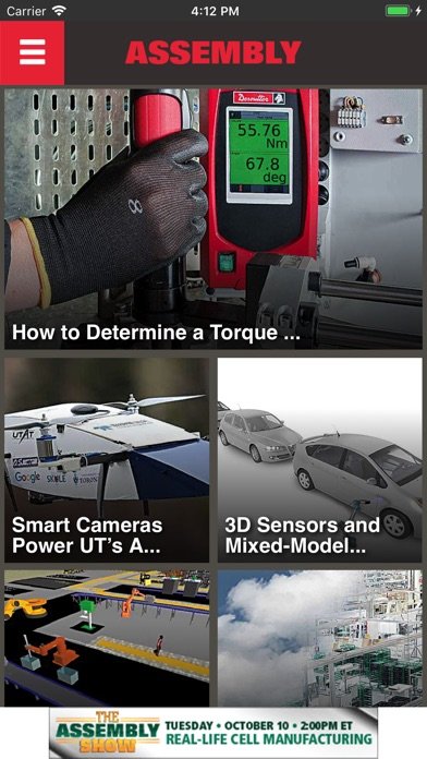 download ASSEMBLY magazine apps 2