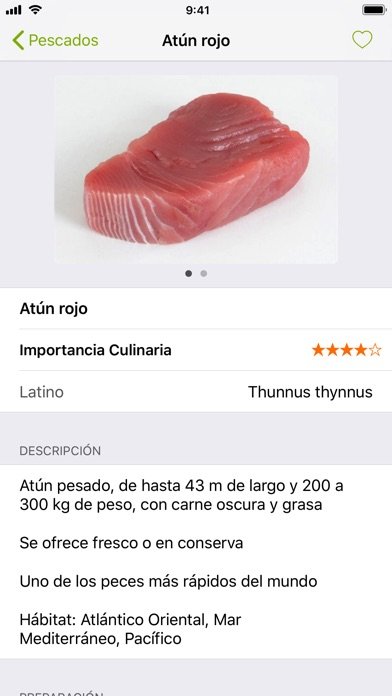 Screenshot for Guía culinaria in Colombia App Store